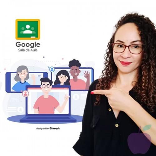 Curso Ensino Remoto com o Google Sala de Aula  GRÁTIS